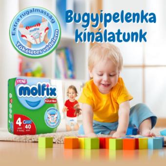 Molfix bugyipelenka